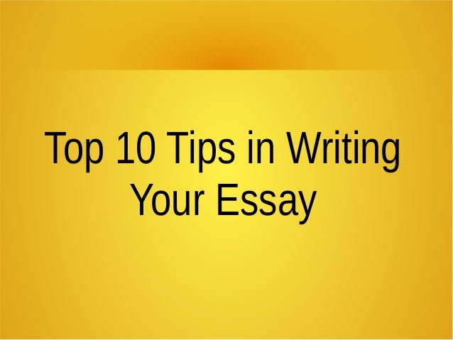 top 10 writing techniques for a great narrative essay