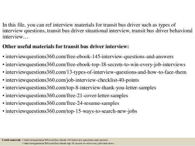 Sample Resume For Warehouse Driver Bus Driver Resume Sample One Driver  Resume Forklift Driver Cover Letter