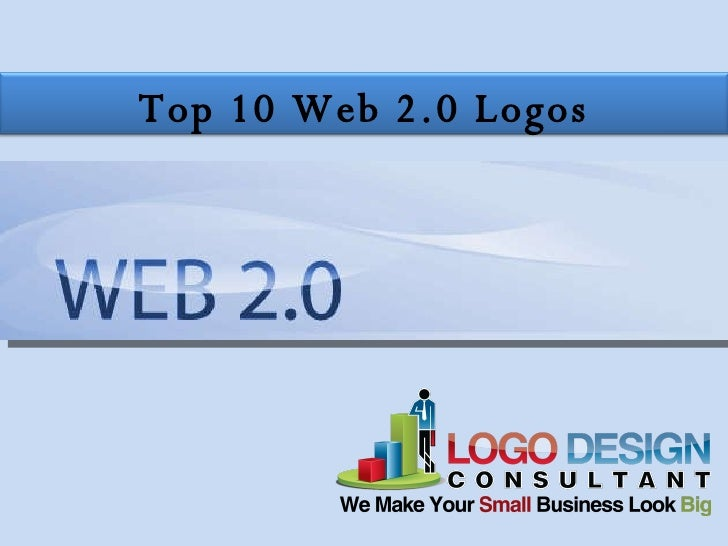 Top 10 Web 2.0 Logos