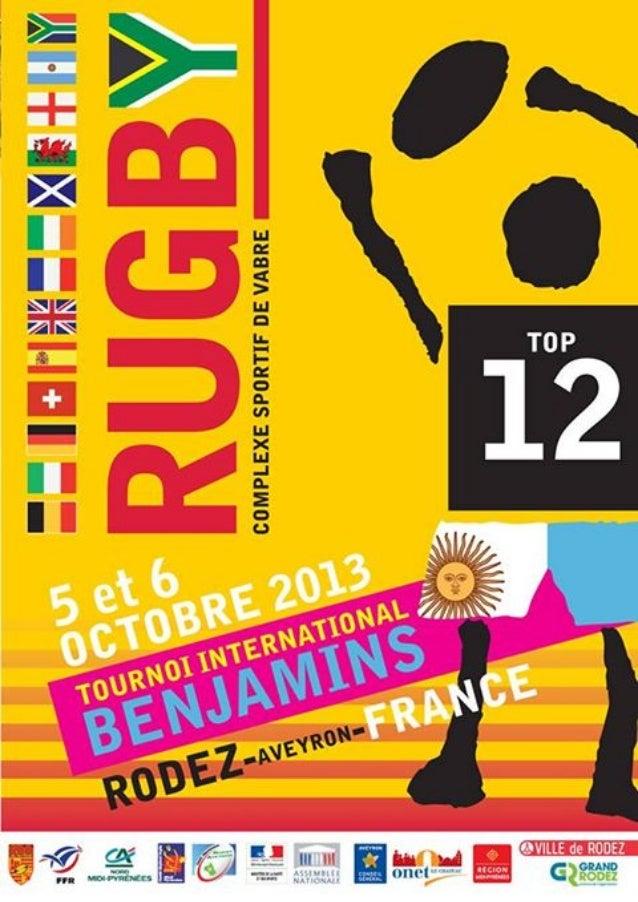 Top 12 Rodez 2013