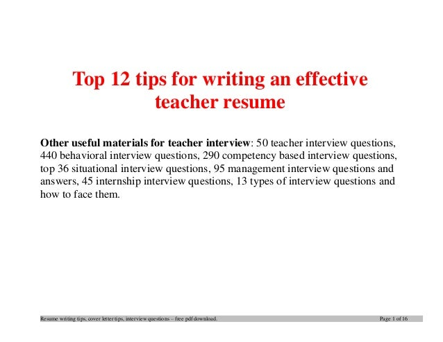 Top 12 tips for writing an effective firefighter resume for Tips for writing cover letters effectively
