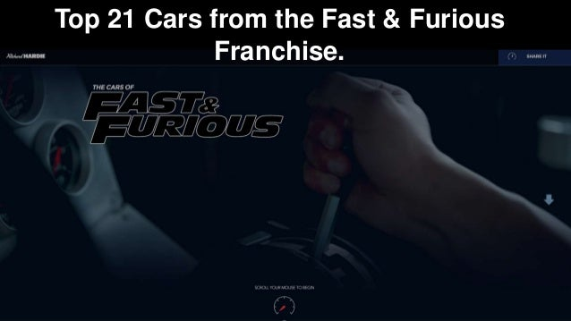 the fast &amp