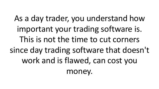 Top day trading systems
