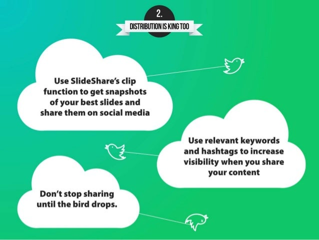 Top 3 ways to get featured on slideshare by damonify