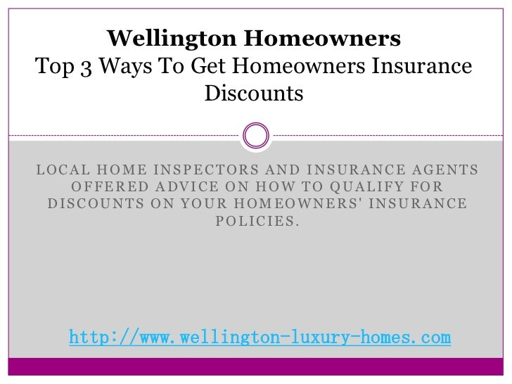 Top 3 ways to Get Homeowners Insurance