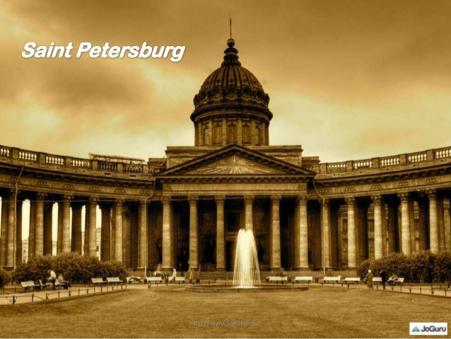 Top 4 Best Tourist Spots In Saint Petersburg