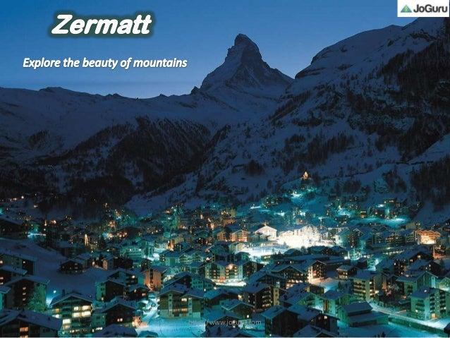 Top 4 Festivals In Zermatt