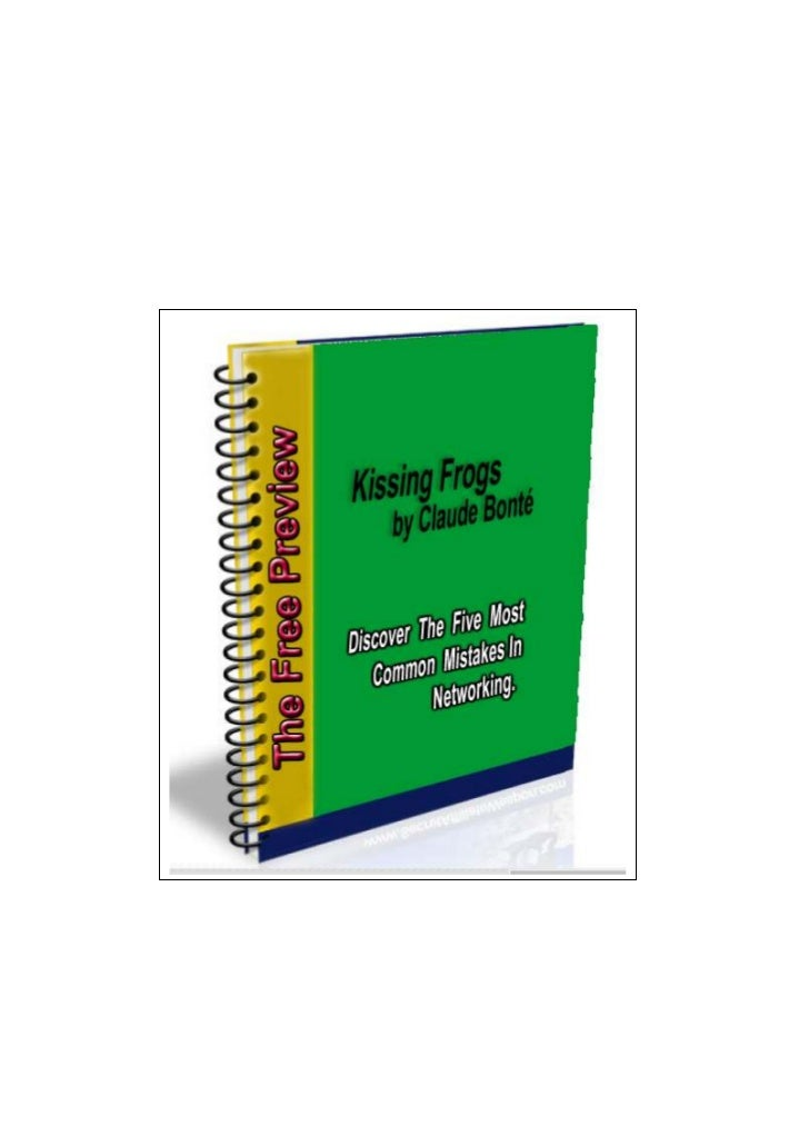 IndexIntroduction                                Page 3Mistake 1: Fail to Plan, Plan to Fail       Page 4Mistake 2: Fail t...