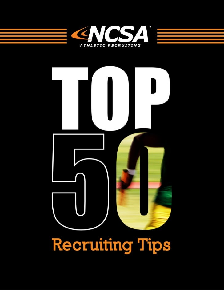 1Recruiting Tip		  	Do NAIA and NJCAAcoaches have any restrictions oncontacting potential recruits?No, NAIA and NJCAA coac...