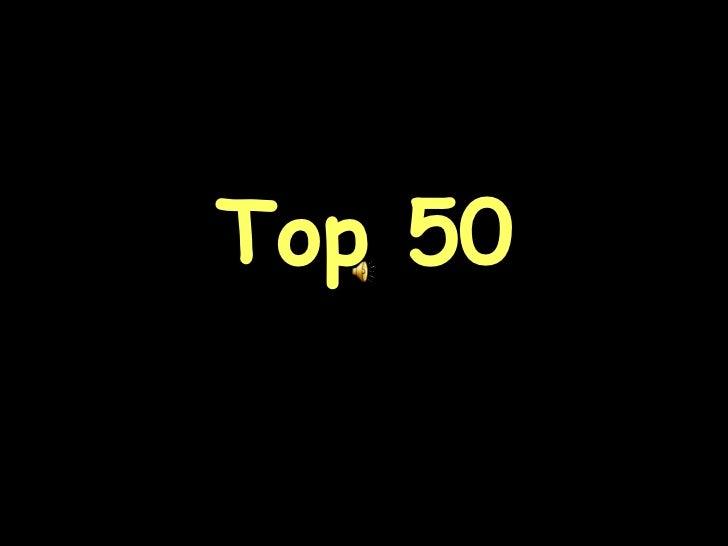 Top50 Romania
