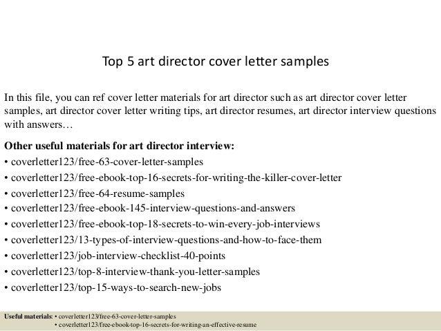Cover Letter For Artist from image.slidesharecdn.com