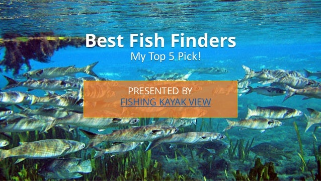 Top 5 Fish Finder