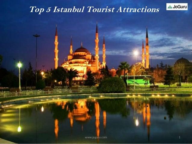 Top 5 Istanbul Tourist Attractions 1www.joguru.com