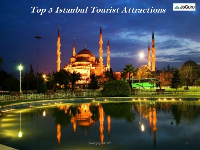 Top 5 Istanbul Tourist Attractions