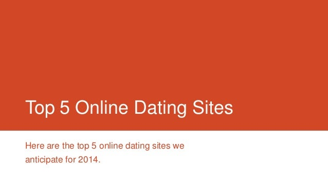 Top 5 dating sites in Sydney