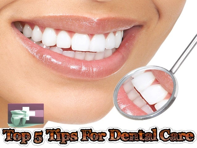 Nowadays, a choice of dental health and care products are available to help get rid of the bacteria and plaque. Dental car...