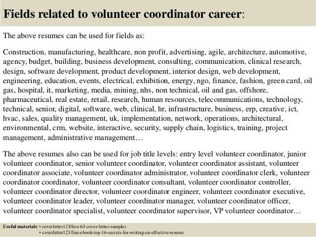 Application letter examples for volunteer nurses