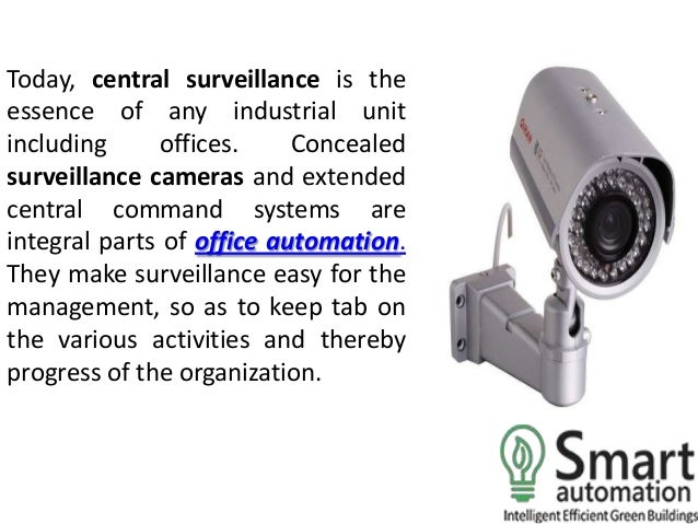 5 advantages of office automation