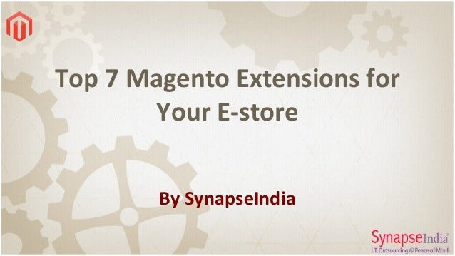 Top Trending Magento Extension for your E-Store