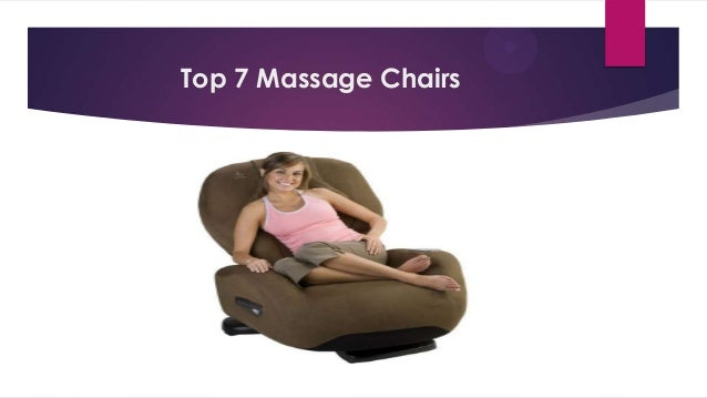 Top 7 Massage Chairs