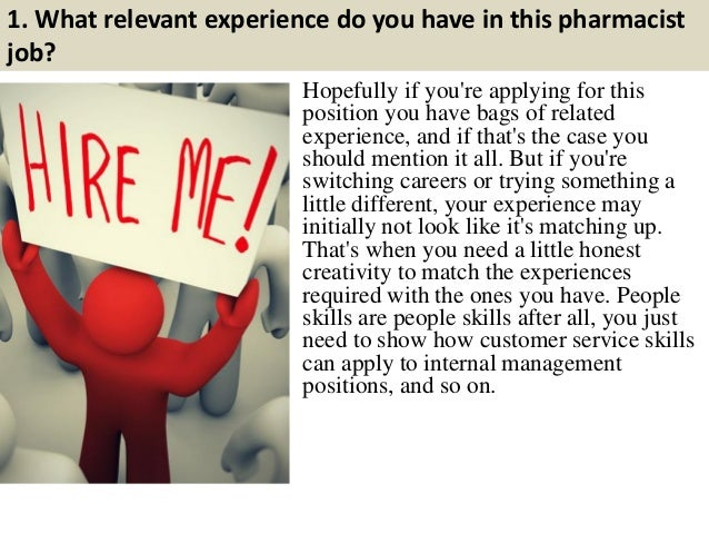 I want to be a pharmacist but I have some questions about it.?