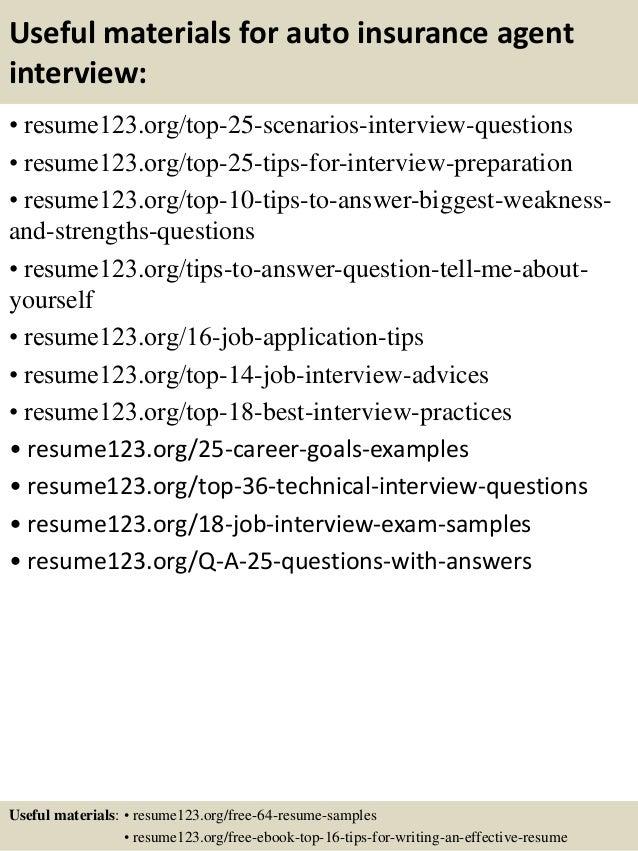 Resume Examples Sample Resume For Licensed Insurance Agent Resume Job  Insurance Agent Resume Sample
