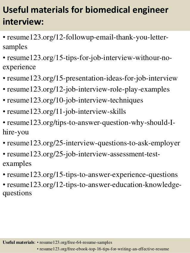 Outstanding Prosthetic Engineering Resume Ideas - Best Resume ...