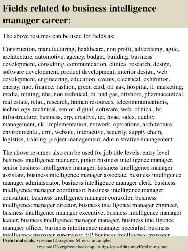 Resume Sample Resume Business Intelligence Manager Fashion Resume Tips  Designer Cover Letter Sunil Latest Top 8
