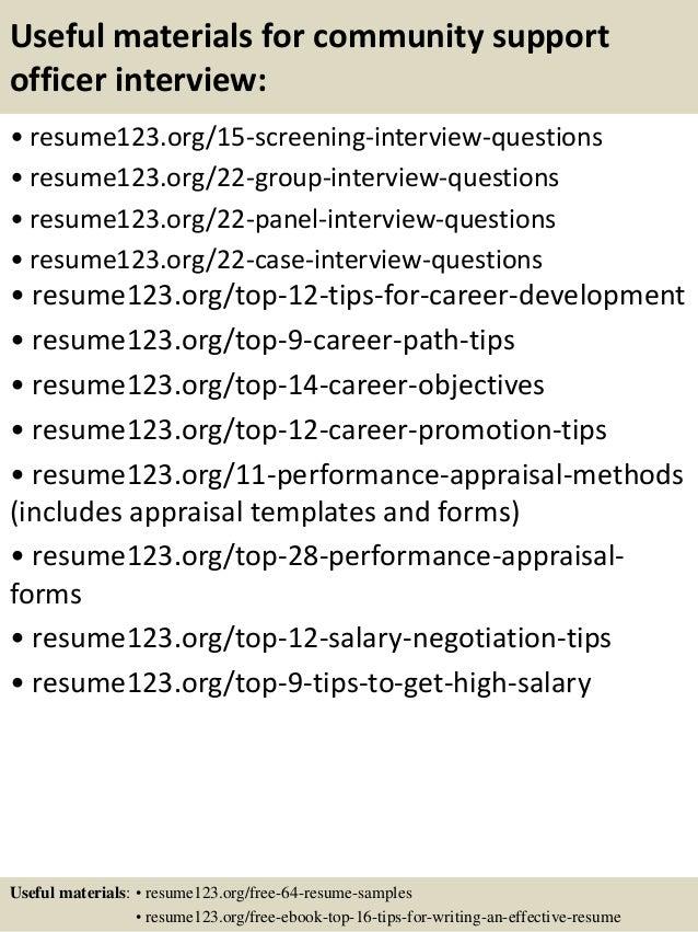 Hampm resume objective