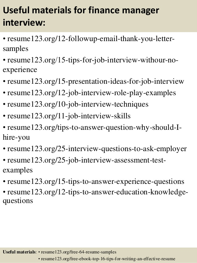 Parts Manager Resume] Top 8 Parts Manager Resume Samples 1 ...