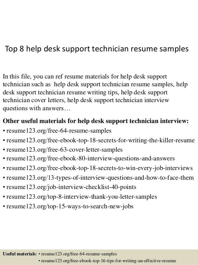 resume for electronics engineering technician sample resume for it help desk technician resume accounting sample resume
