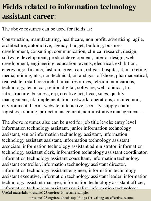 Good Resume Examples Information Technology   Sample Leave Balance     Break Up