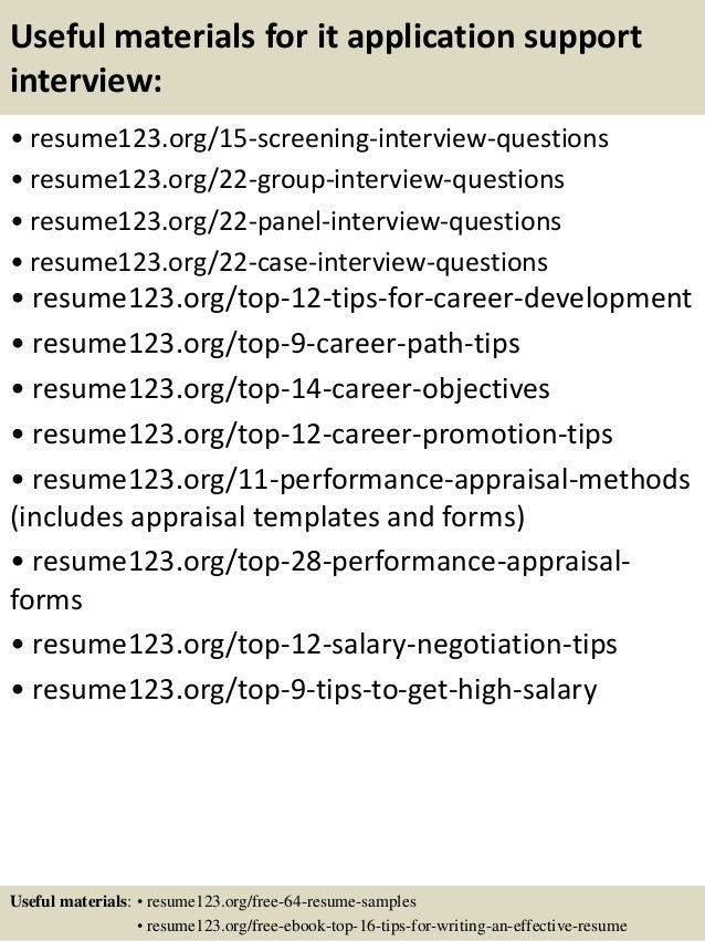 performance resume templates