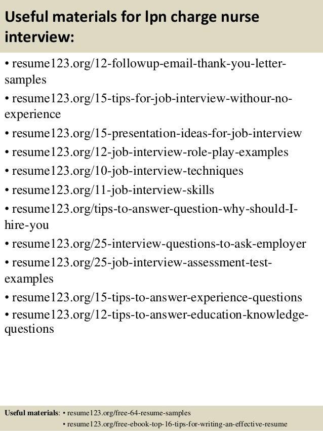 lpn student resumes