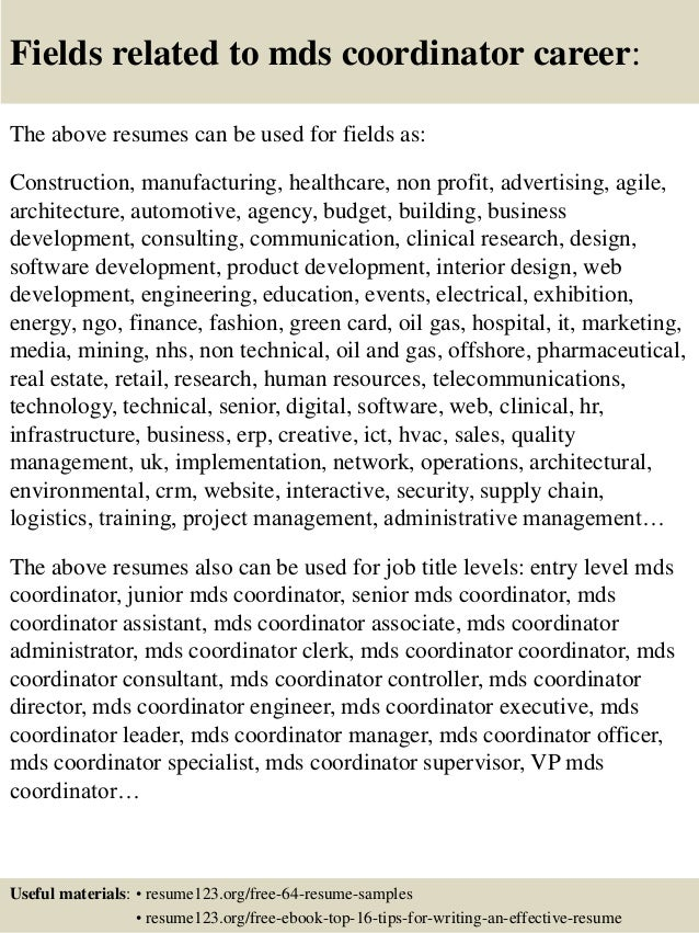 retail resumes sample