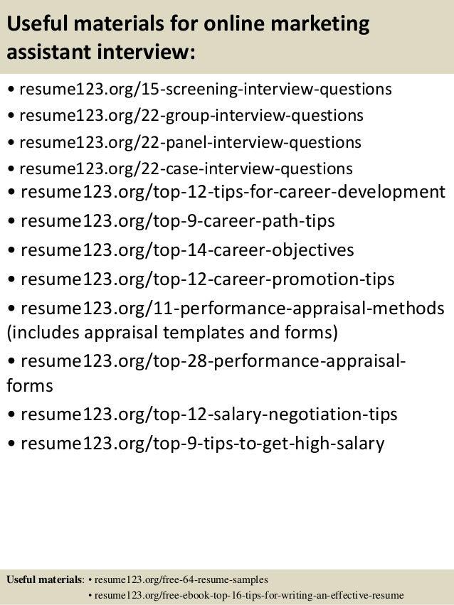 Resume Template Sales Assistant Resume Sales Assistant Template Brefash  Medical Free Medical Assistant Resume Samples Singlepageresume  Marketing Assistant Resume Sample