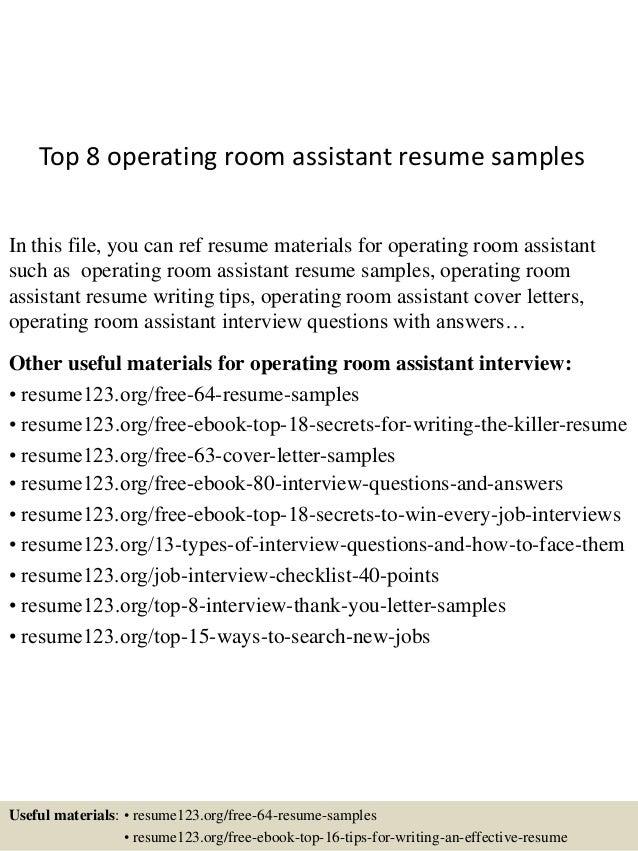Operating Room Registered Nurse Job Seeking Tips. Rn Duties For .