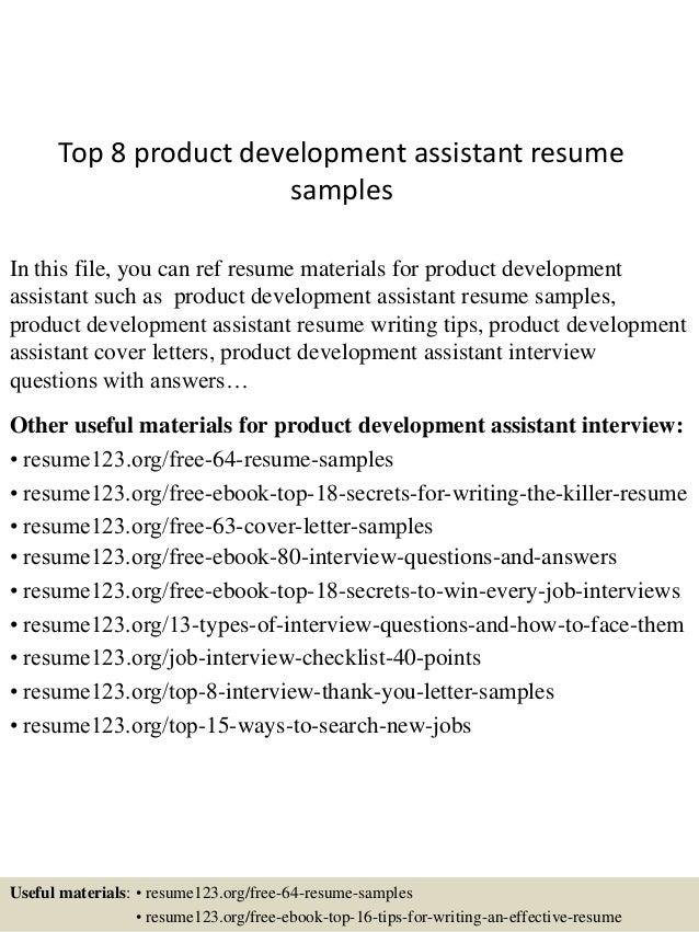 Developmental Engineer Resume. business development engineer ...