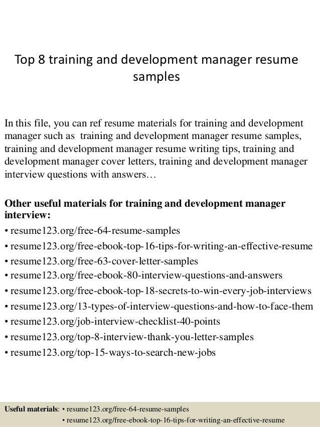Training Resume Samples trainer resume sample training personal – Trainer Resume Sample