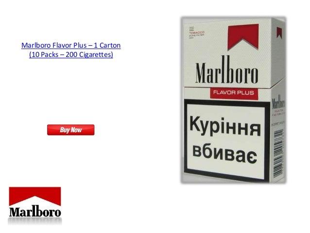 Marlboro cigarette online store