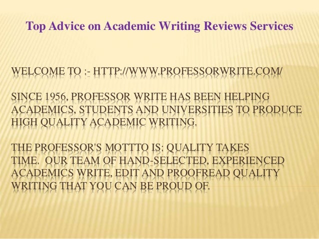 top one international reviews written write