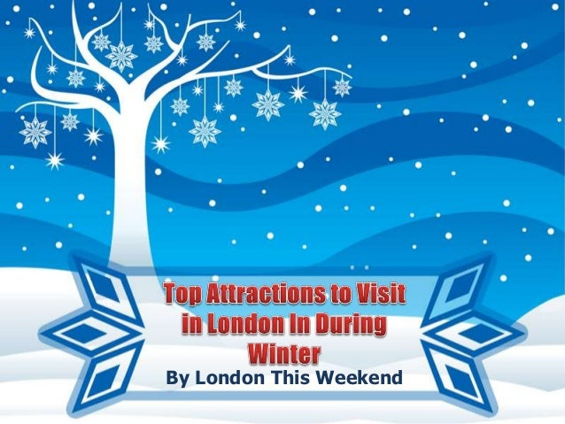 By London This Weekend