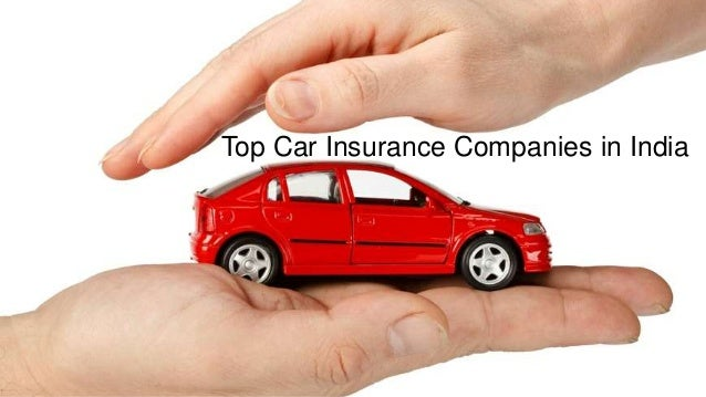 top car insurance  panies in india