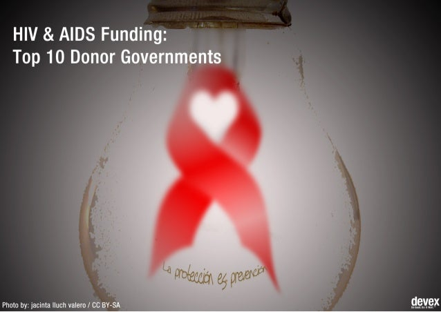 HIV & AIDS Funding: Top 10 Donor Governments