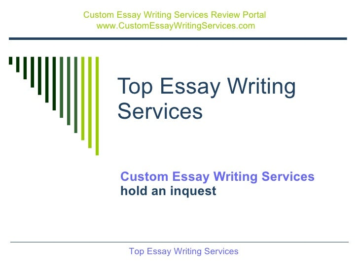 Top writing services