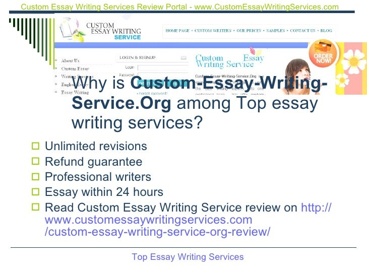Custom essay and dissertation writing services it canada
