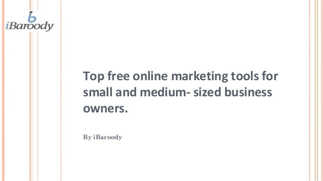 101 Free Small Business Marketing, Advertising ...