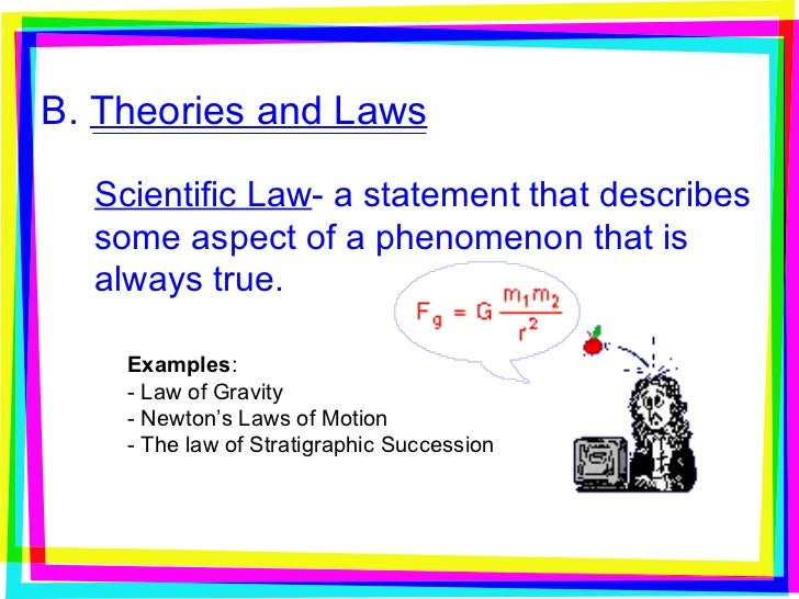 Topic 2 The Nature Of Science