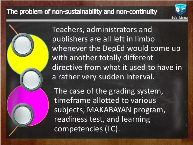 problems encountered in philippine education system History of labor and employment in the philippines and child labor are just among several issues faced by the philippine labor system de la salle university, philippines: notes on business education volume 4, no1 [1.