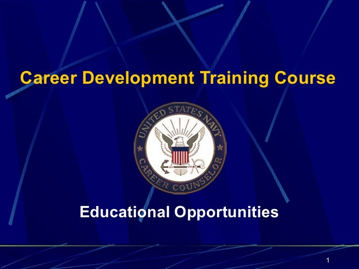 Topic 1.25 Educational Opportunities
